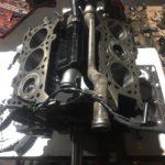 шестицилиндрового двигателя V6 инфинити