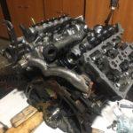 v6 инфинити двигатель